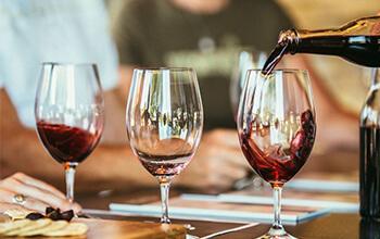 Wijnproeven in Zuid-Afrika