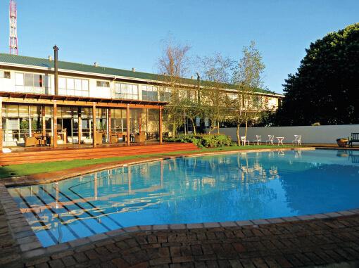 Zwembad Graskop Hotel Graskop