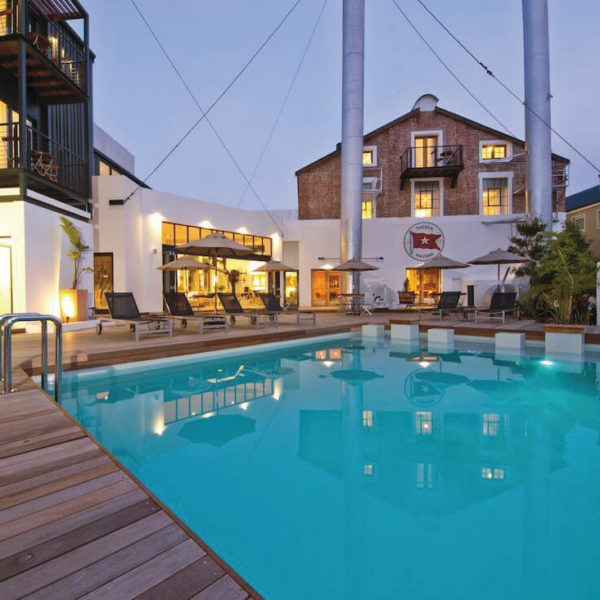 The Turbine Hotel & Spa Knysna