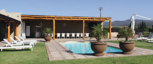 Surval Boutique Olive Estate Oudtshoorn