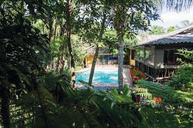 Zwembad Umlilo Lodge St Lucia