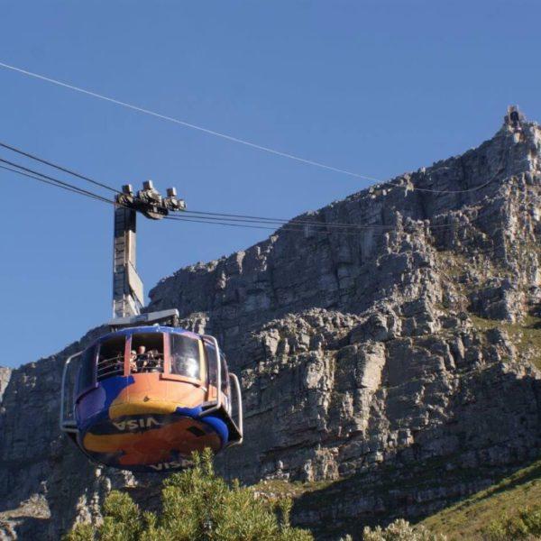 Kabelbaan Tafelberg