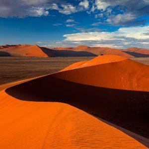 Namibie Duinen